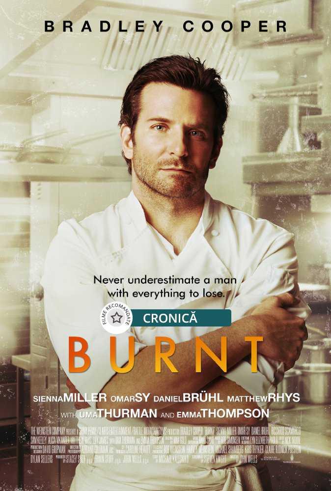 Burnt (2015) - cronică de A.S.