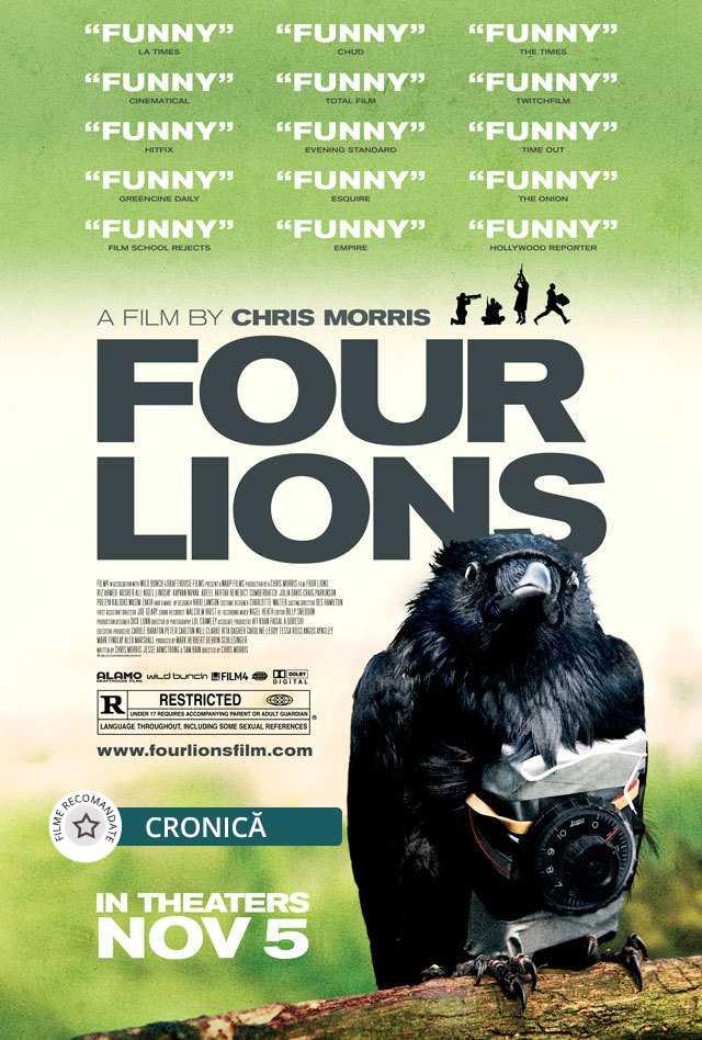 Four Lions (2010) - cronică de A.S.