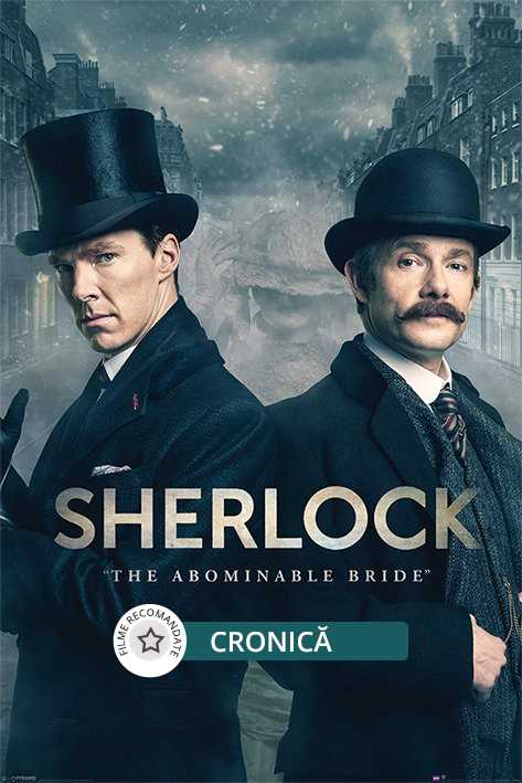 Sherlock: The Abominable Bride (2016) - cronică de A.S.