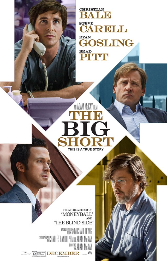 The Big Short (2015) - cronică de A.S.
