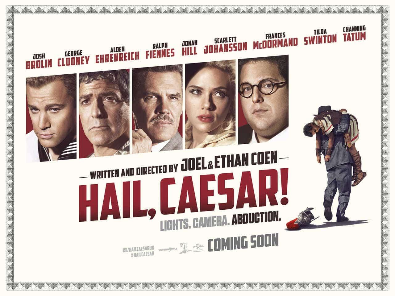 Hail Caesar! (2016)