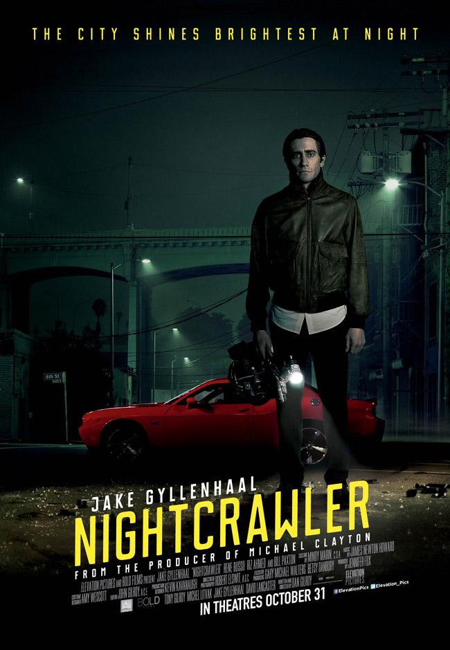 Nightcrawler (2014) - cronică de A.S.