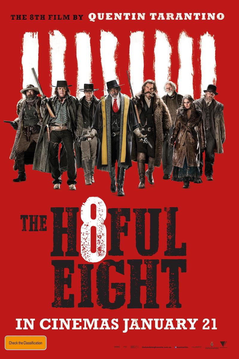 The Hateful Eight (2015) - cronică de A.S.