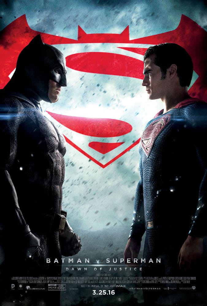 Batman v Superman: Dawn of Justice (2016) - cronică de A.S.