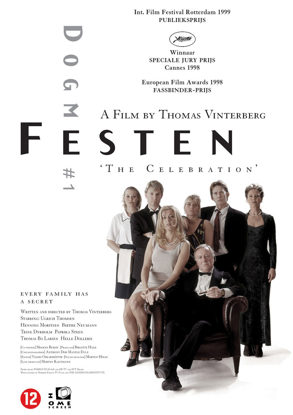 The Celebration (aka. Festen) (1998) - cronică de F.F.