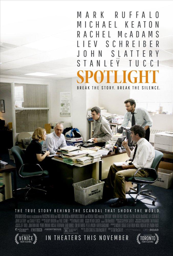 Spotlight (2015) - cronică de A.S.