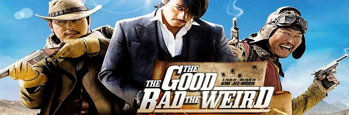 The Good, The Bad & The Weird (2008)
