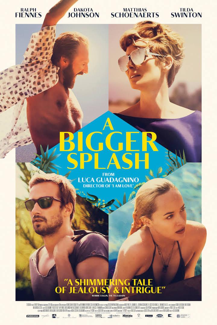 A Bigger Splash (2015) - cronică de F.F.