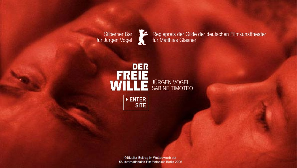 The Free Will (aka. Der Freie Wille) (2006)
