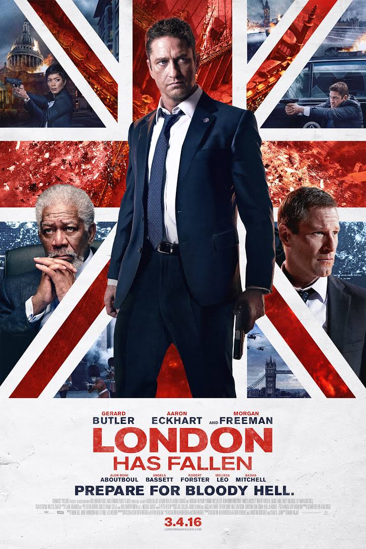 London Has Fallen (2016) - cronică de A.S.