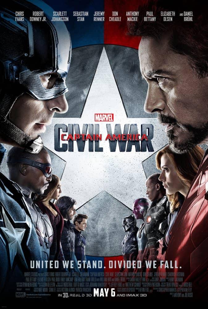 Captain America: Civil War (2016) - cronică de A.S.