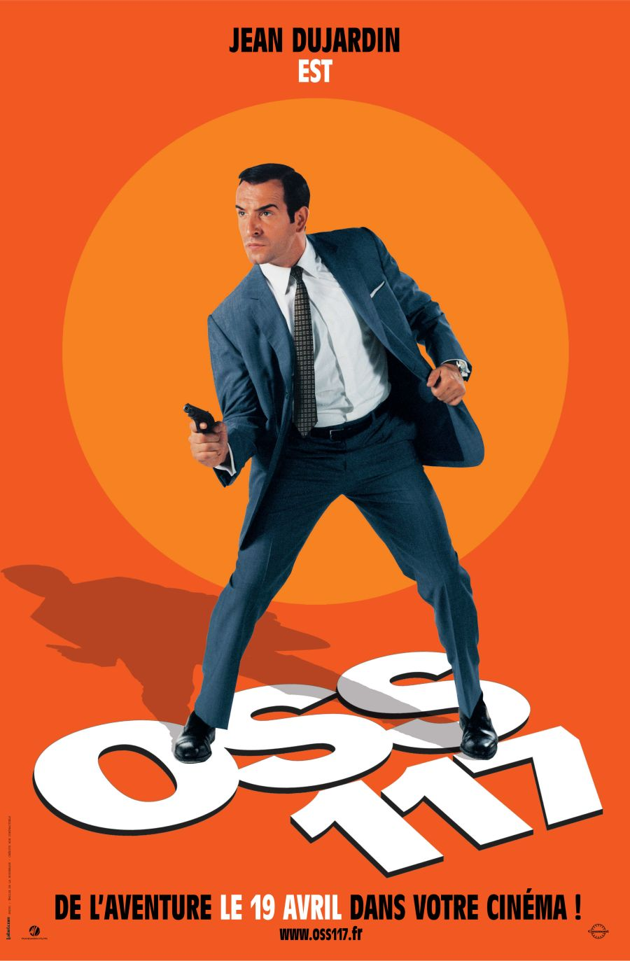 OSS 117: Cairo, Nest of Spies (2006) - cronică de A.S.