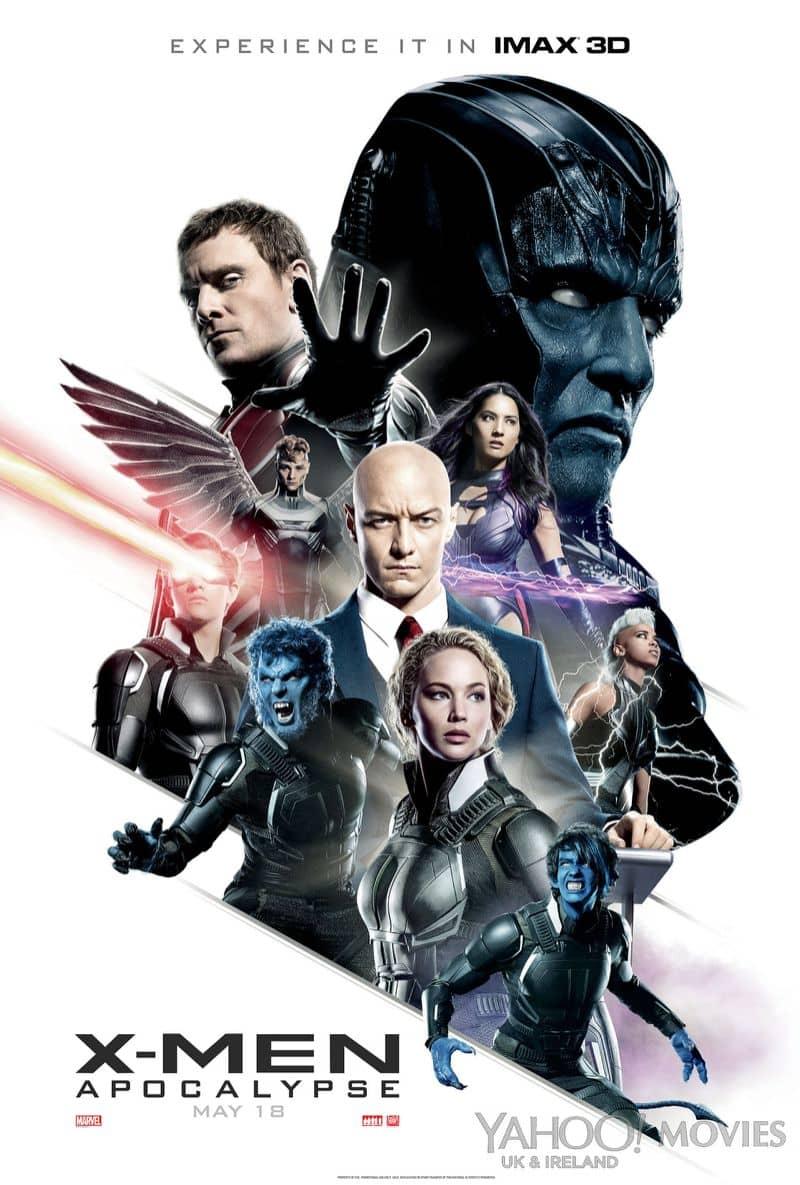 X-Men: Apocalypse (2016) - cronică de A. S.