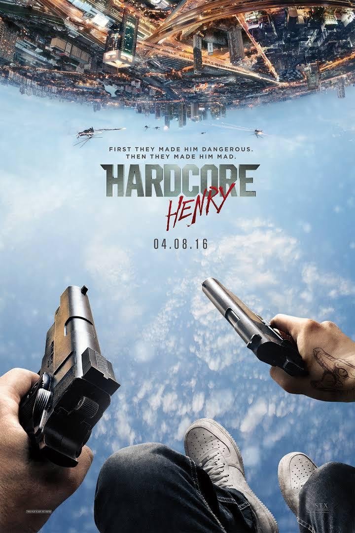 Hardcore Henry (2016) - cronică de A.S.