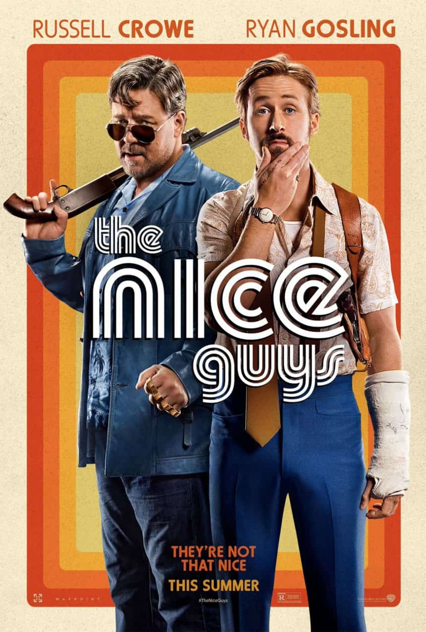 The Nice Guys (2016) - cronică de A.S.