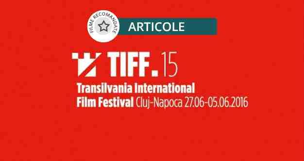 Filme TIFF 2016 - cronică de F.F.