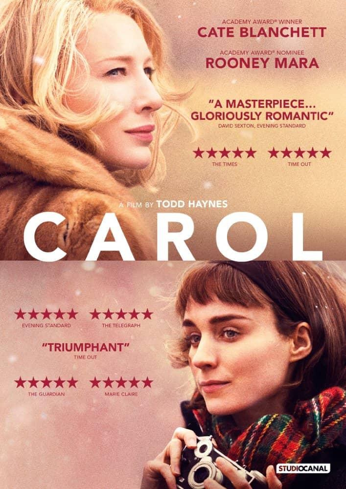 Carol (2015) - cronică de F.F.