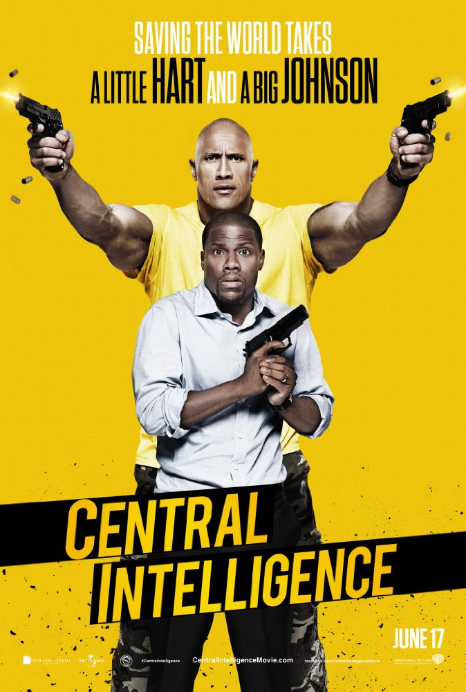 Central Intelligence (2016) - cronică de A.S.