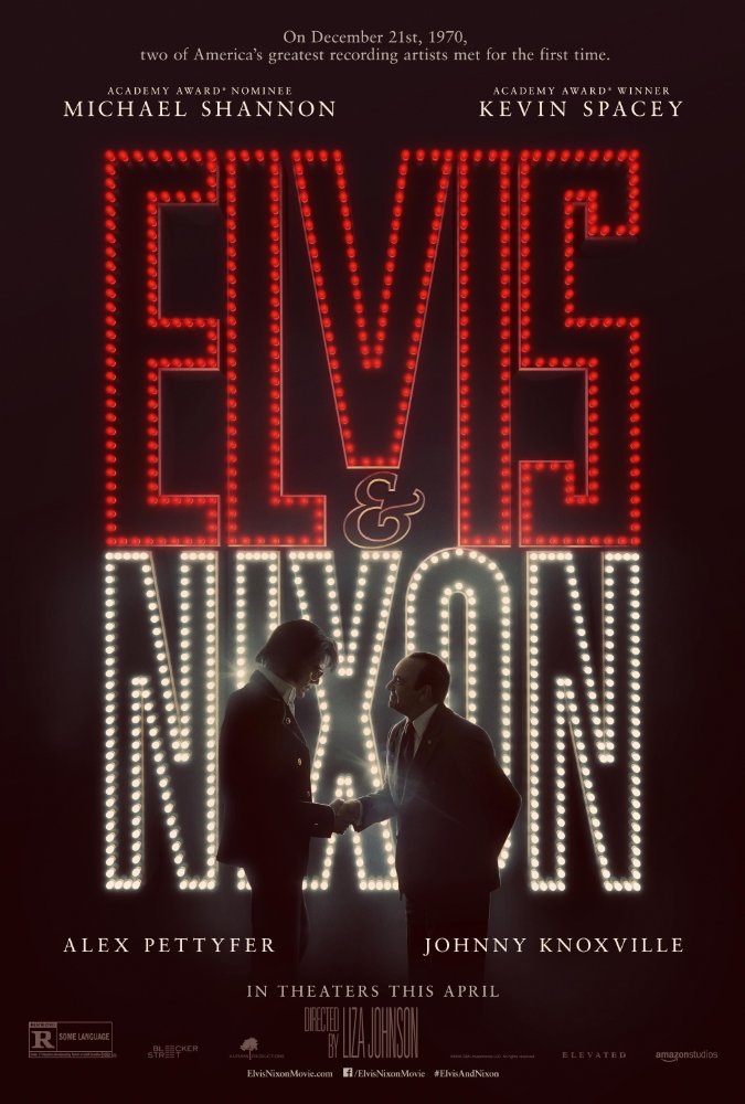 Elvis & Nixon (2016) - cronică de F.F.