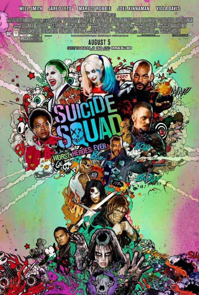 Filmele lunii August 2016