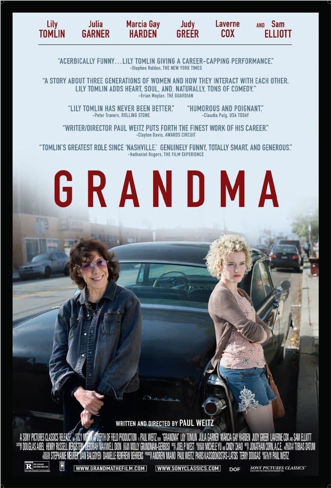 Grandma (2015) - cronică de F.F.