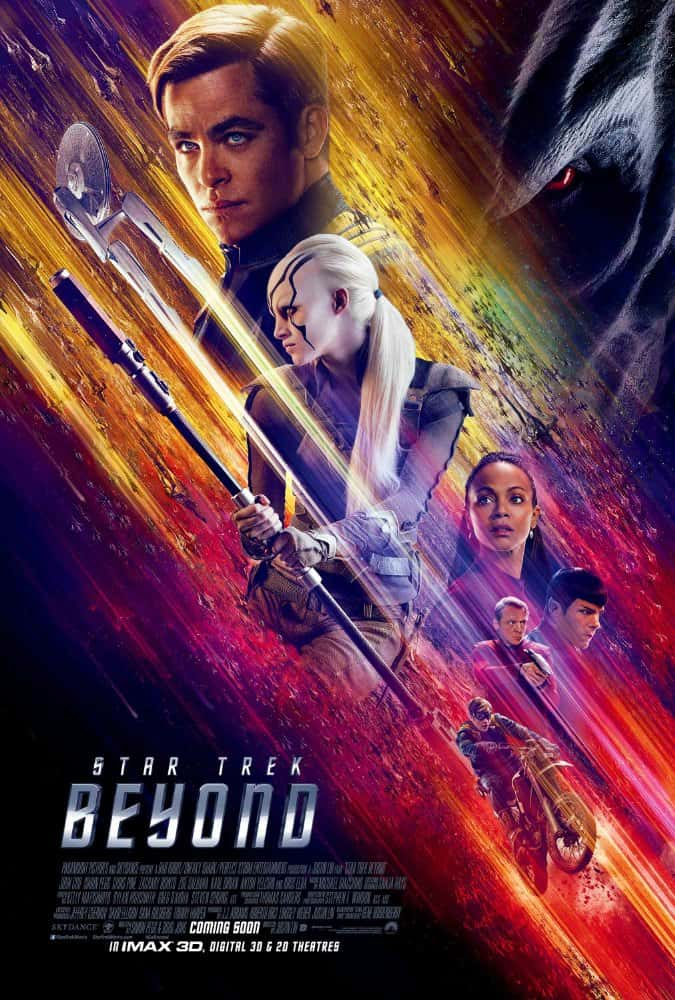 Star Trek: Beyond (2016) - cronică de A.S.