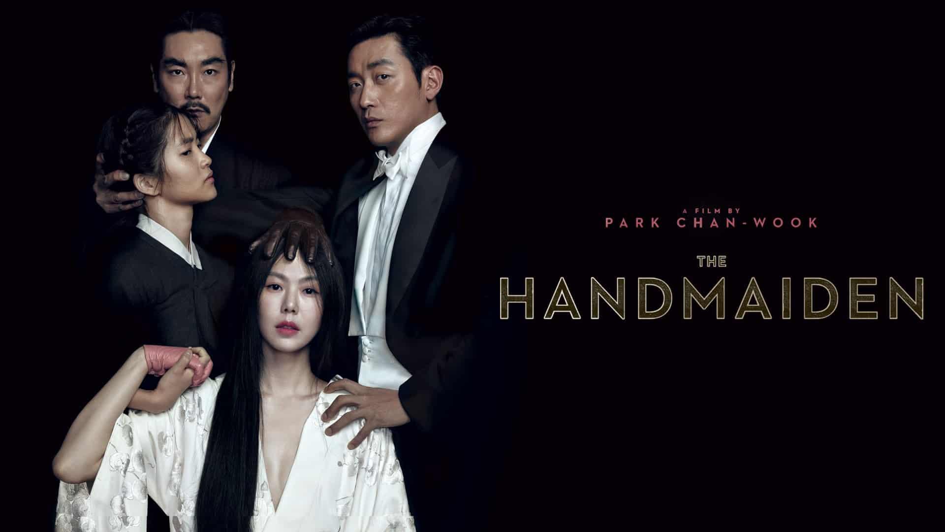 The Handmaiden (aka. Ah-ga-ssi ) (2016)