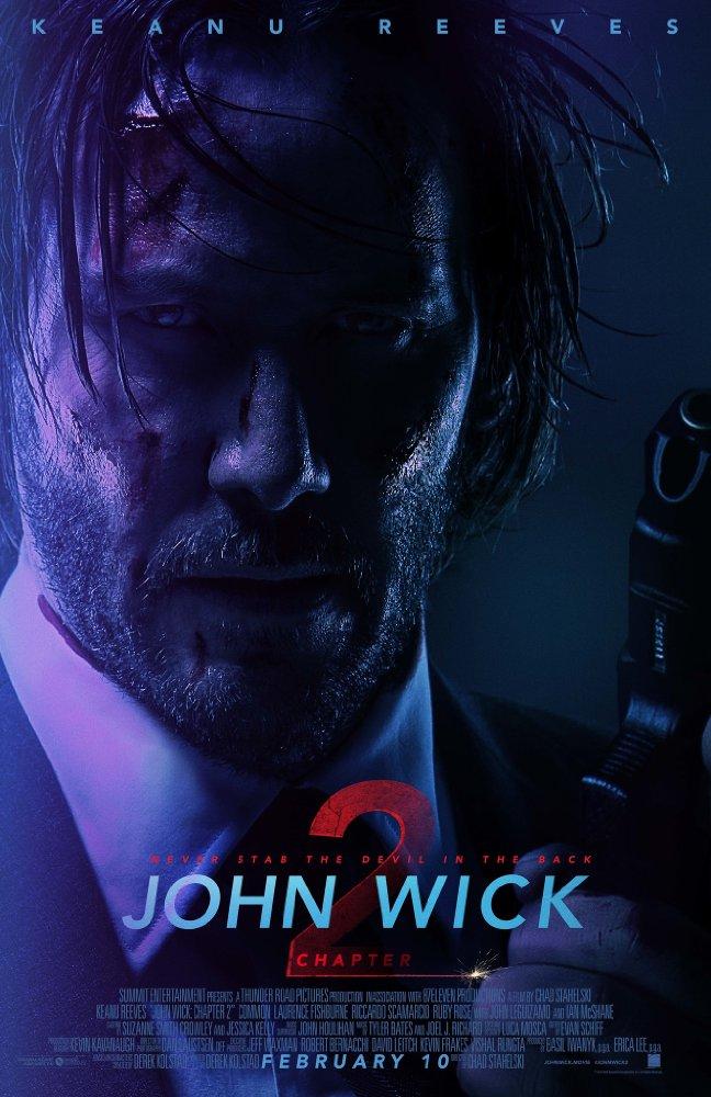 John Wick: Chapter 2 (2017) - cronică de A.S.