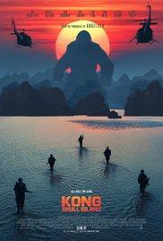 Kong - Skull Island (2017)
