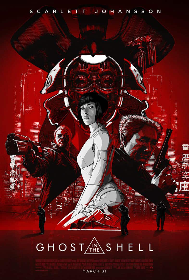 Ghost in the Shell (2017) - cronică de A.S.