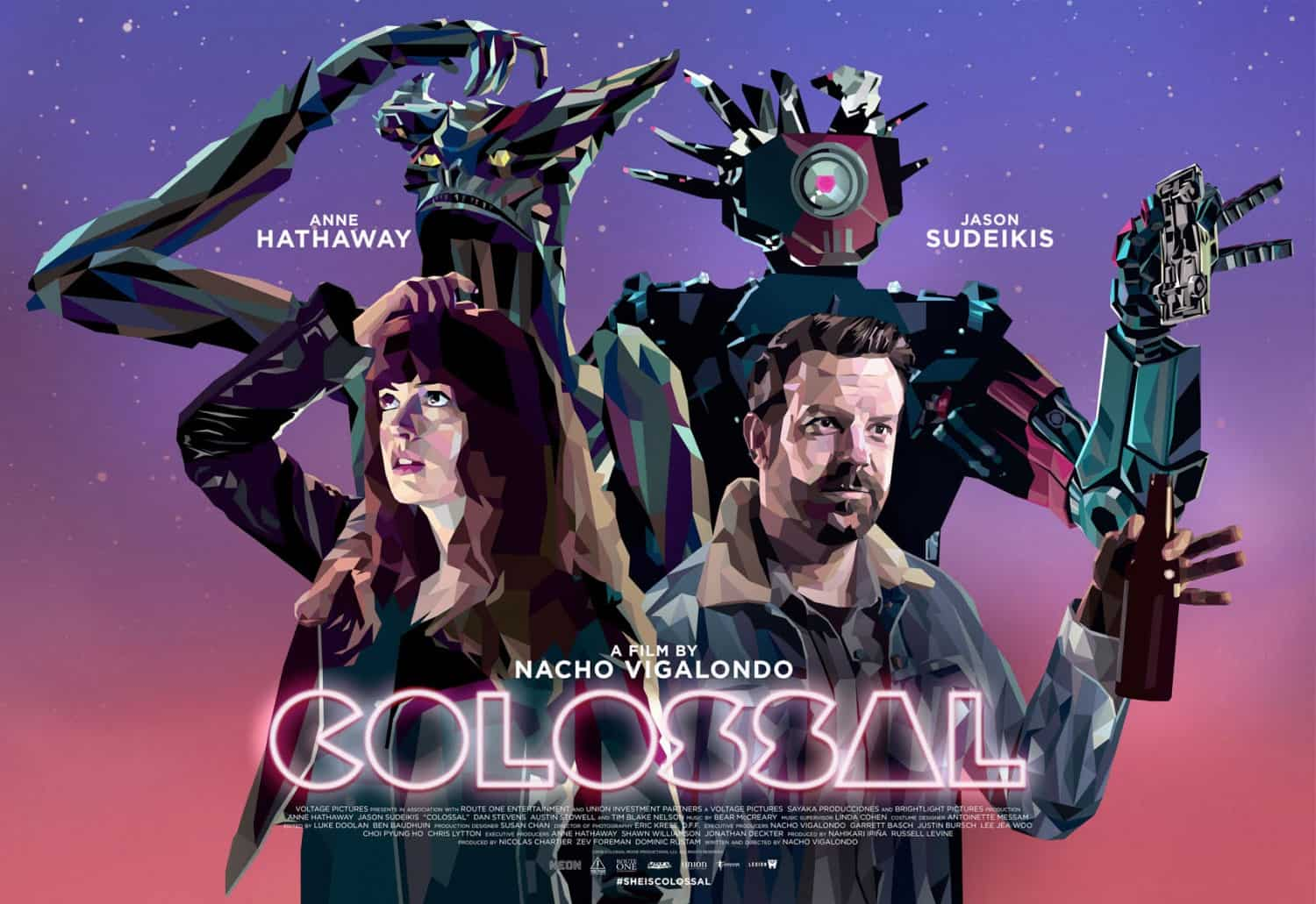 Colossal (2016) - by F.F.