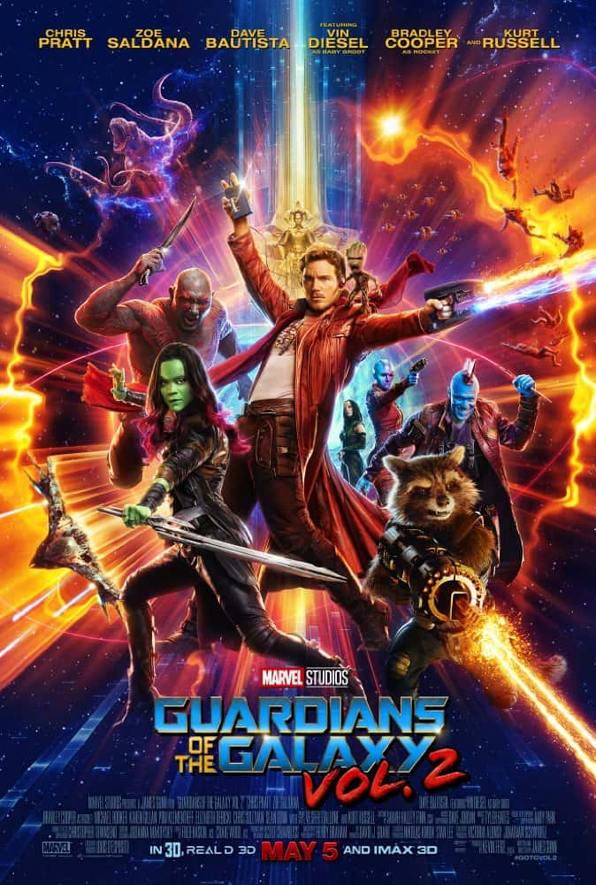 Guardians of the Galaxy Vol. 2 (2017) - cronică de A.S.