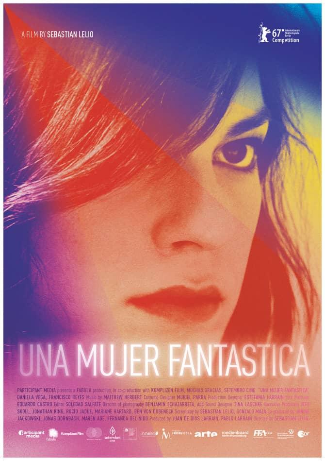 A Fantastic Woman (aka Una Mujer Fantástica) (2017) - by F.F.