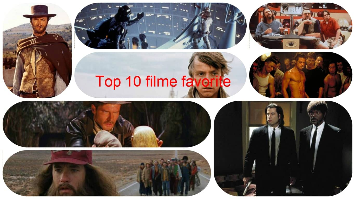 Top 10 filme favorite