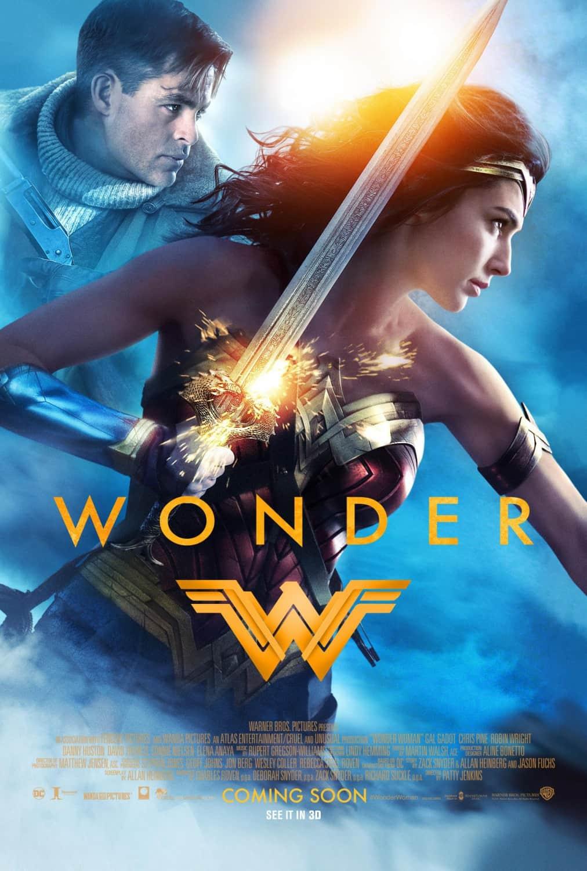 Wonder Woman (2017) - cronică de A.S.