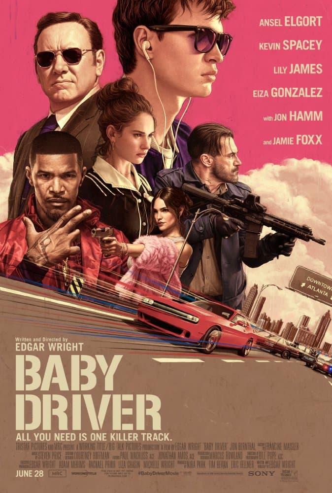 Baby Driver (2017) - cronică de A.S.