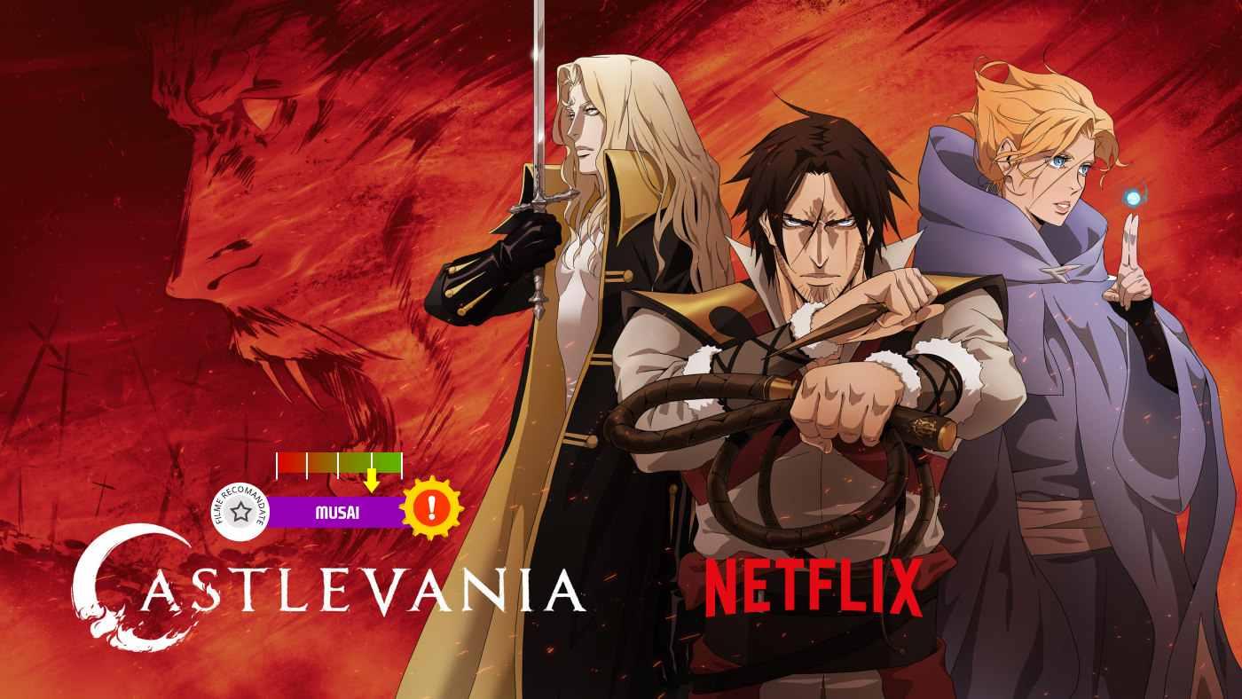 Castlevania (2017- )