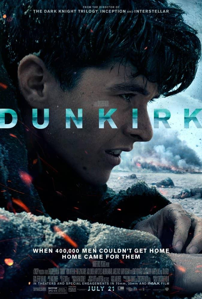Dunkirk (2017) - cronică de A.S.