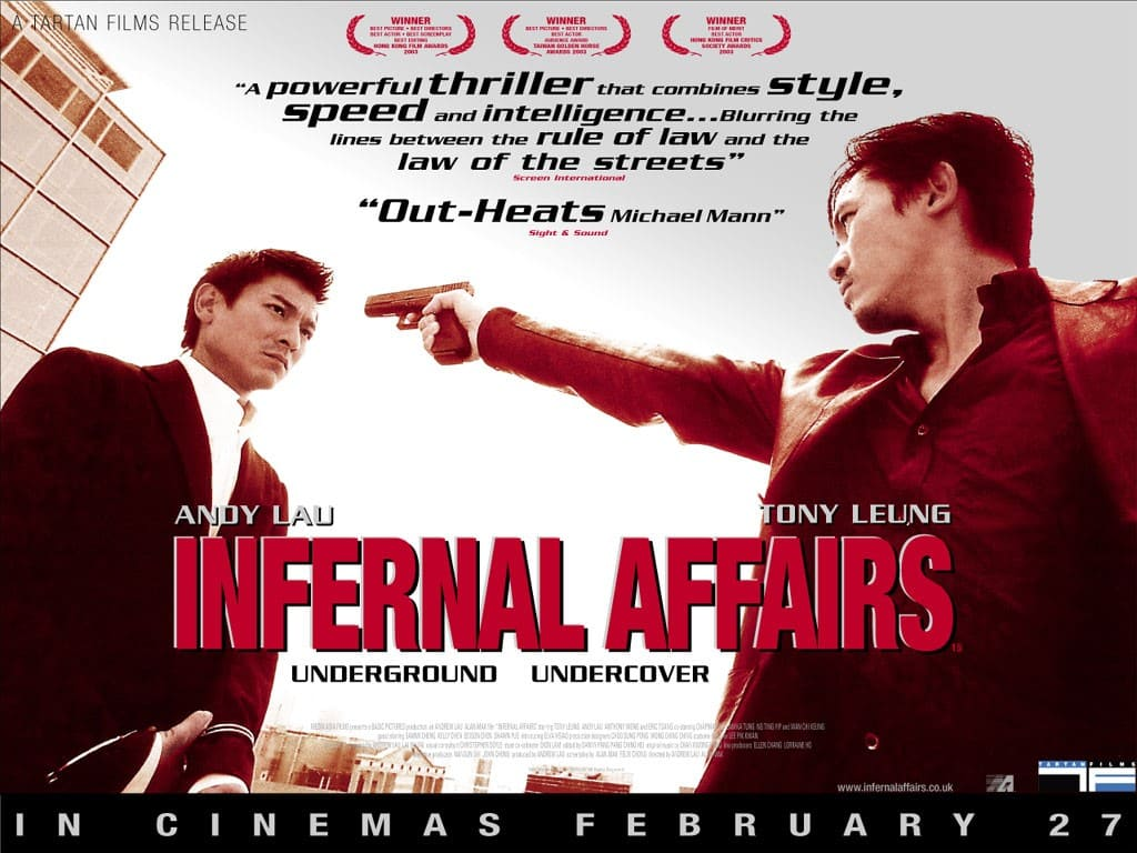 Infernal Affairs (aka. Mou gaan dou) (2002)