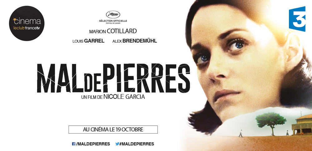 Mal de Pierres (aka From the Land of the Moon) (2016)
