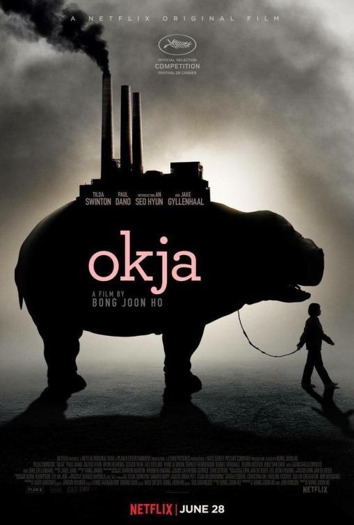 Okja (2017) - cronică de A.S.