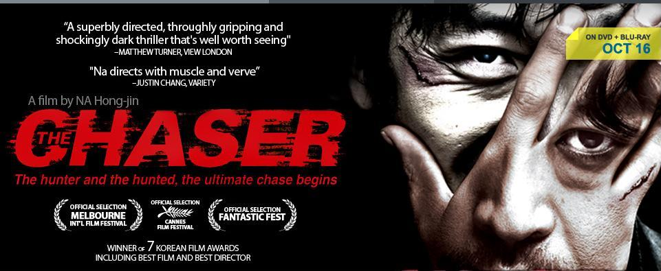 The Chaser (aka. Chugyeogja) (2008)