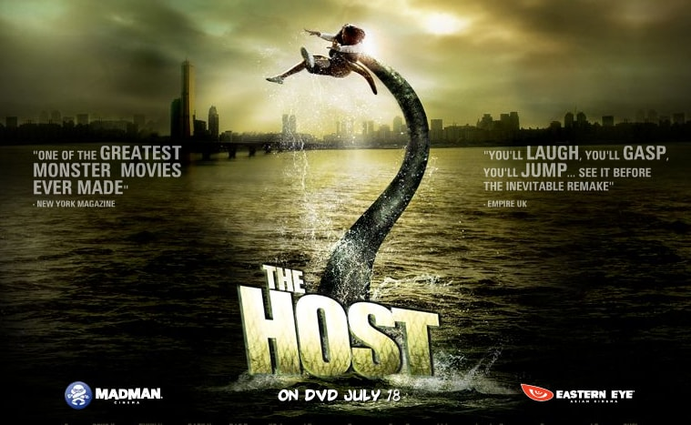 The Host (aka. Gwoemul) (2006)