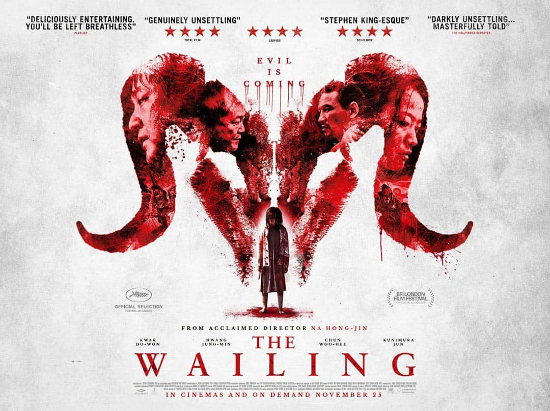 The Wailing (aka. Goksung) (2016)