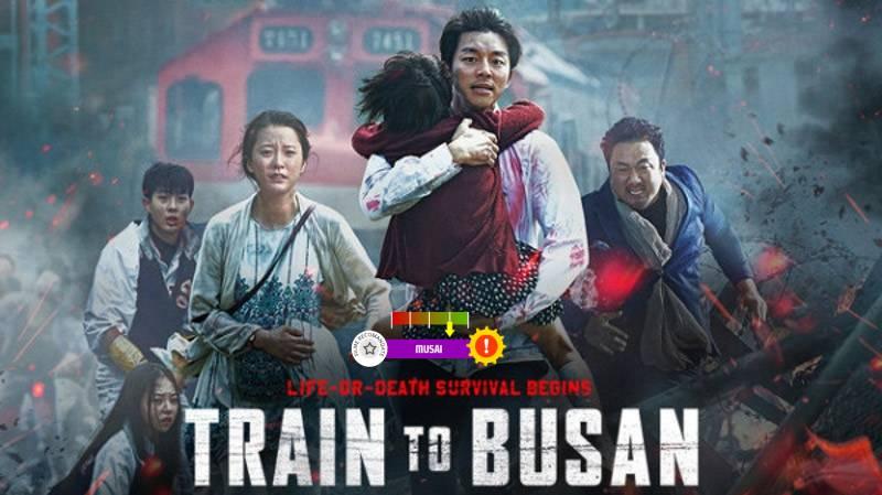 Train to Busan (aka. Busanhaeng) (2016)