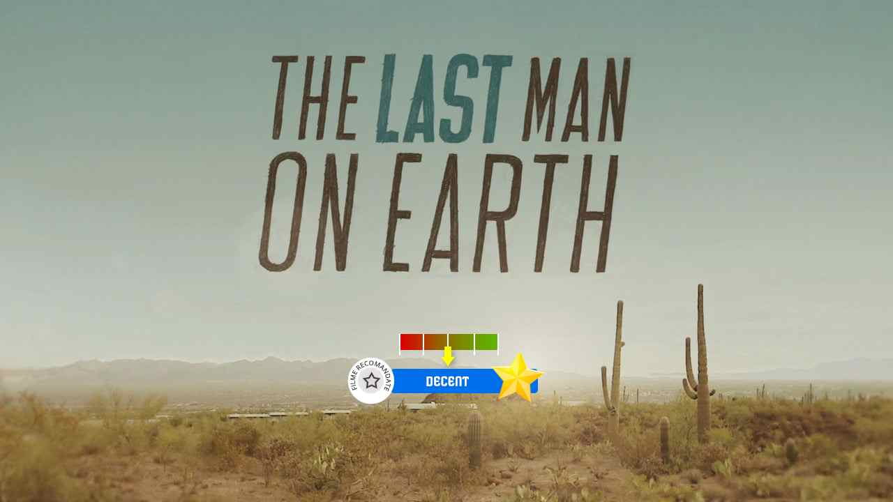 The Last Man on Earth (2015-2018)