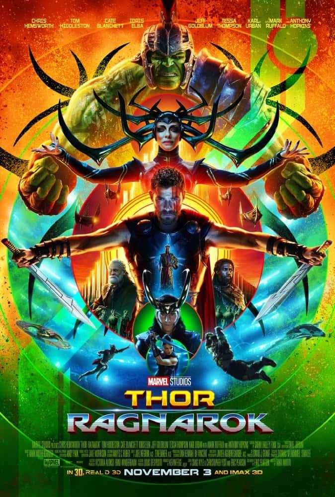 Thor: Ragnarok (2017) - cronică de A.S.