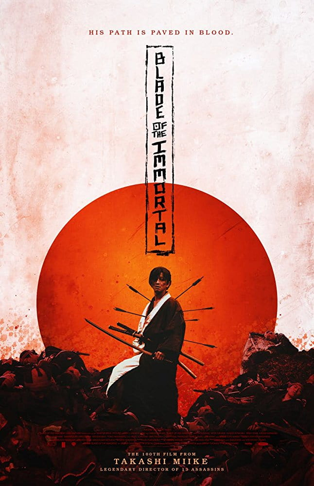 Blade of the Immortal (aka. Mugen no jûnin) (2017) - cronică de A.S.-min