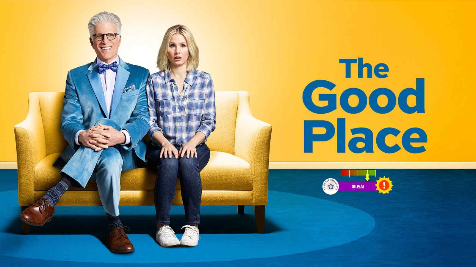 The Good Place (2016-2020)