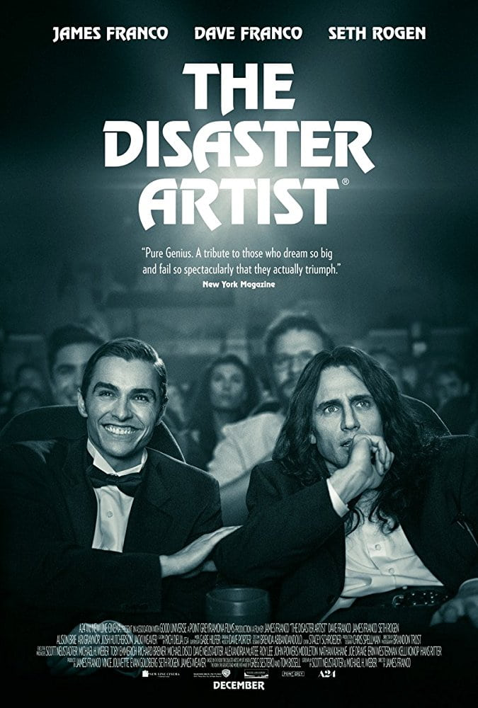 The Disaster Artist (2017) - cronică de A.S.